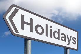 Holidays – Reason to be Happy