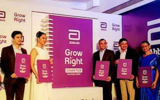 growright blogchatter pediasure mumbai event