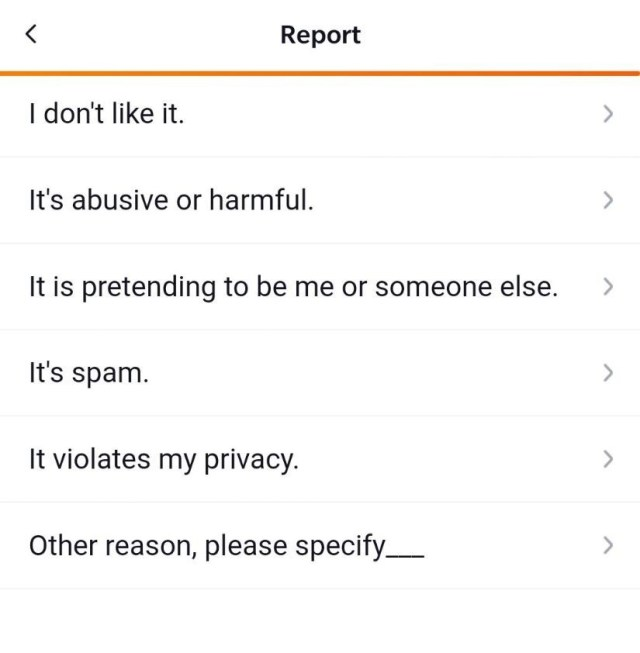 report fake news on Helo app