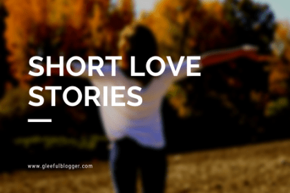 Short love stories a quick read