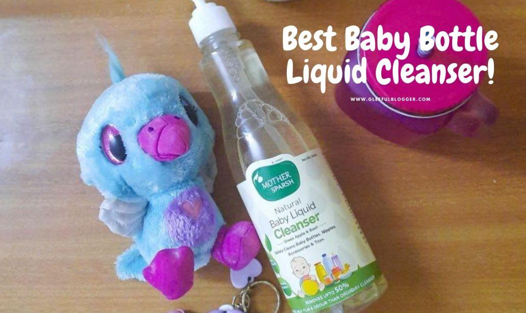 best baby liquid cleanser