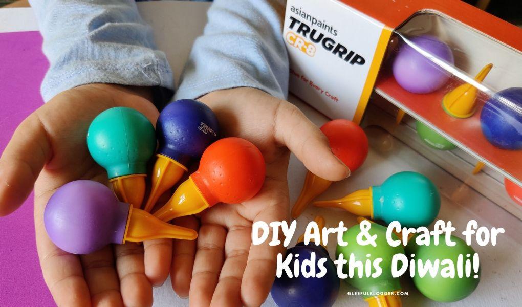 Diwali art and craft