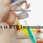 DTP vaccine booster