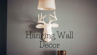 Hanging Wall Decor