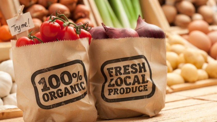 organic food business