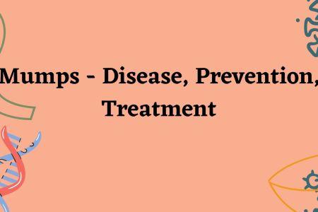 mumps complications