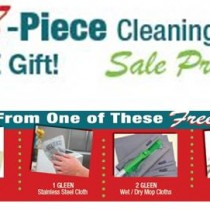 GLEEN 8 Piece Pack Plus a FREE Gift