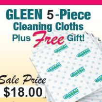 GLEEN Spring 5 Piece Cloth With One FREE Gift
