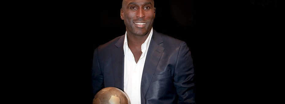 Sol Campbell Graham-Lee portrait Photography