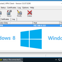 5 Steps to make Cisco VPN Client work in Windows 8