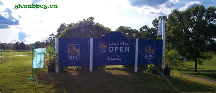 Glen Abbey Canadian Open Players