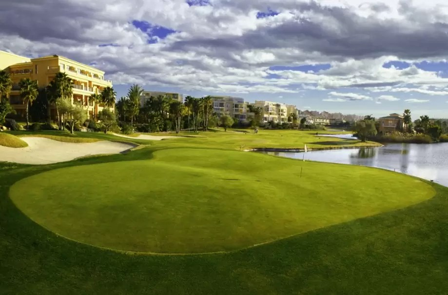 Alicante Golf, Central Alicante