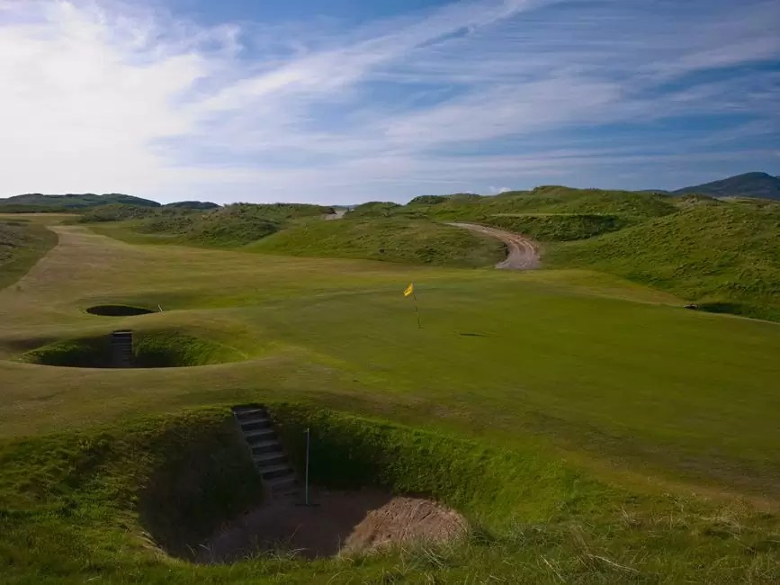 IRELAND – 4* Ballyliffin Lodge And Spa Hotel Golf Holiday & Golf Break Offers