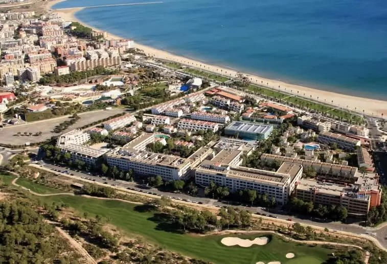 SALOU – 4* Estival Park Golf Holiday & Golf Break Offers