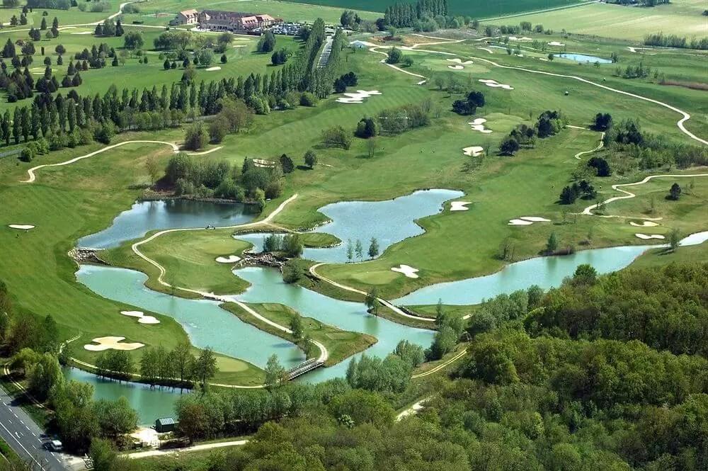 Crecy Golf, Near Paris
