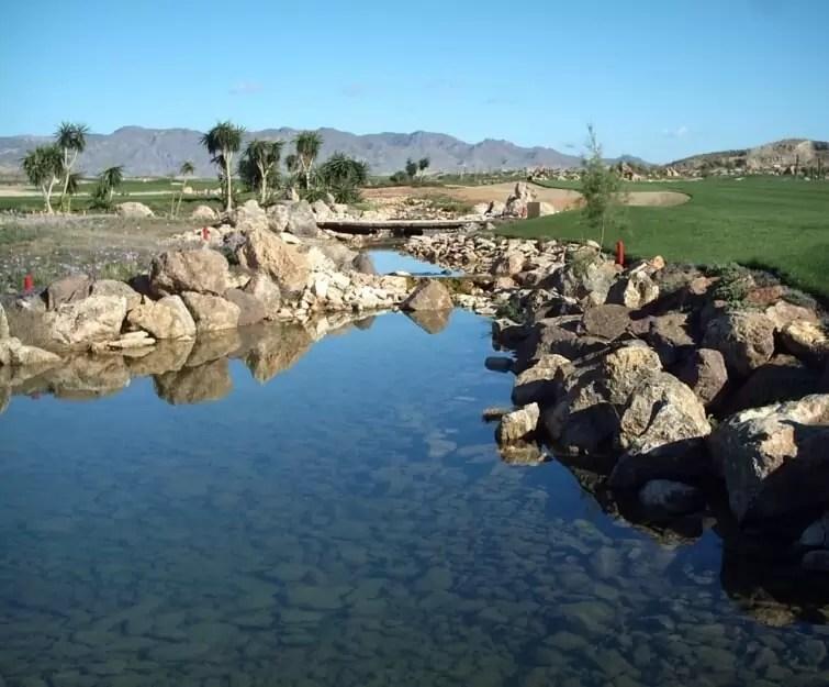 Desert Springs Golf Resort, Almanzora