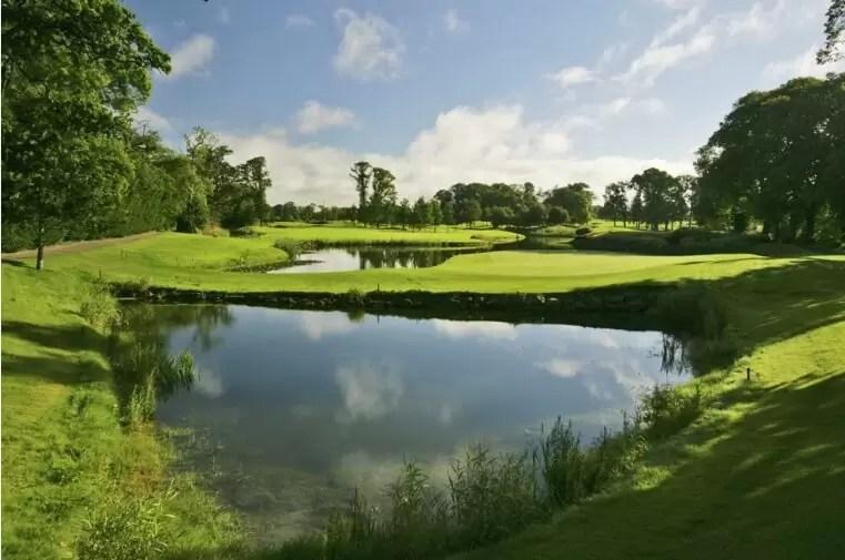 IRELAND – 5* The K Club Resort Golf Holiday & Golf Break Offers
