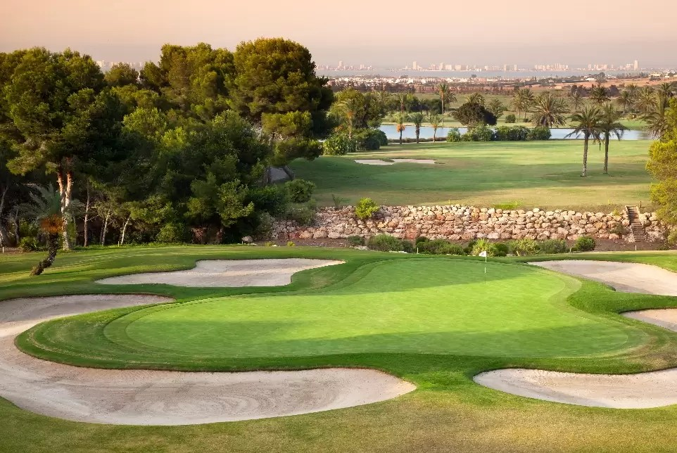La Manga Golf, Near Murcia