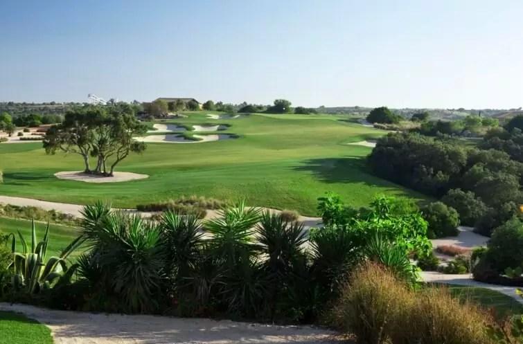 Oceancio Faldo, Amendoeira Golf Resort