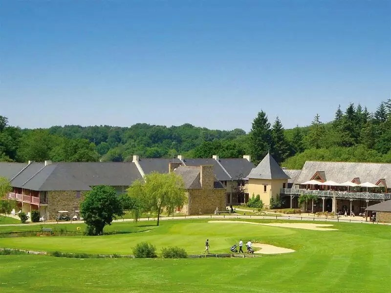 Saint-Malo Hotel Golf & Country Club, Brittany