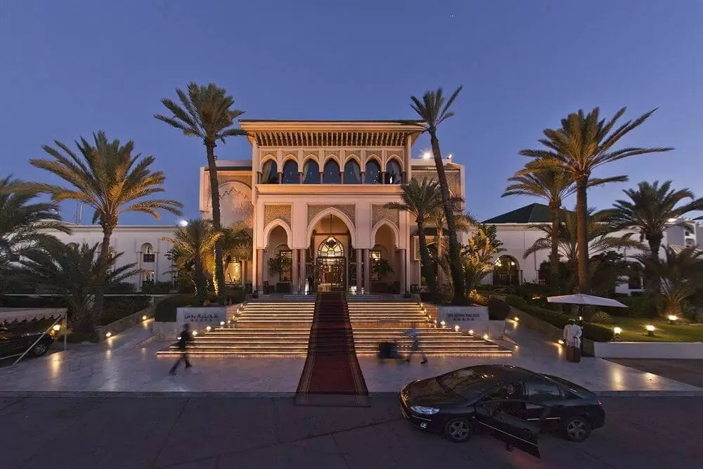 Atlantic Palace, Agadir