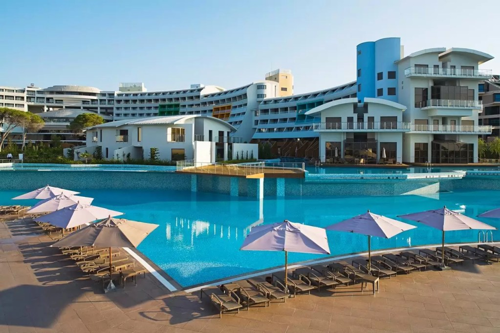 Cornelia Diamond Golf Resort & Spa, Belek