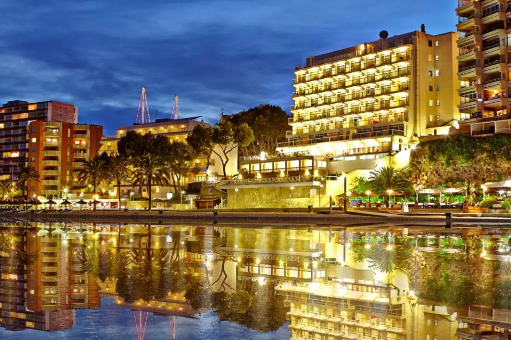 Flamboyan Caribe Hotel, Magaluf