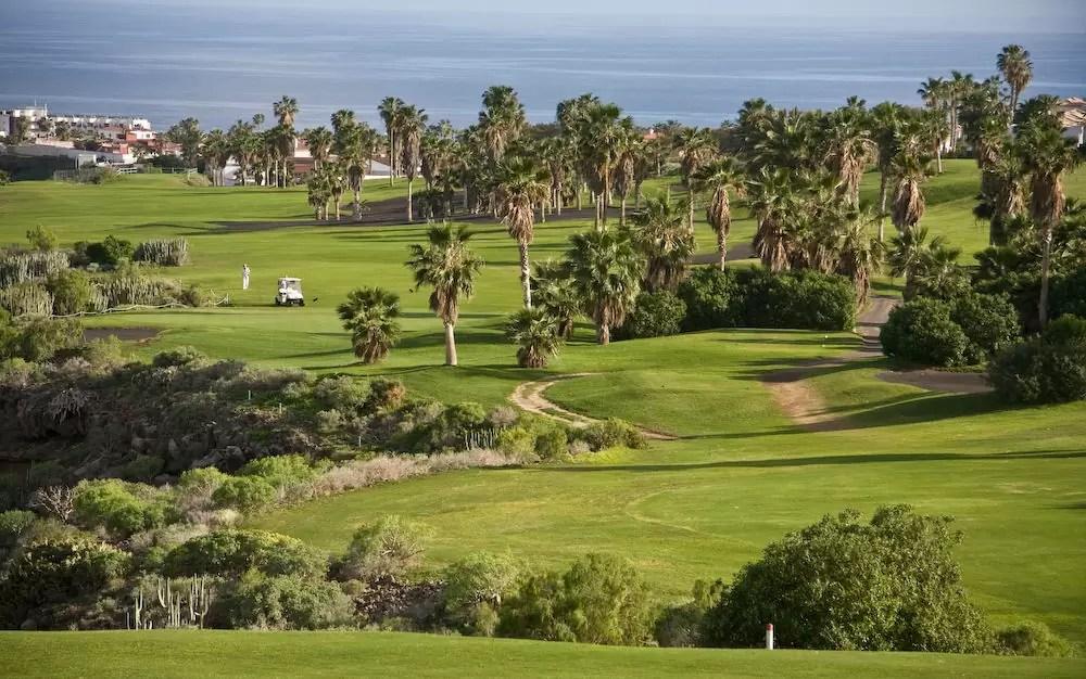 Golf Del Sur, Tenerife