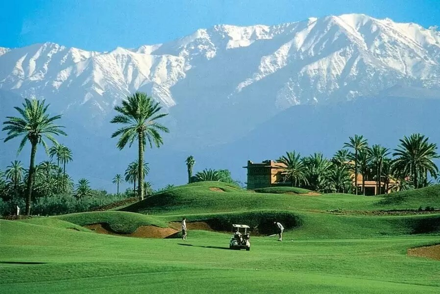 Golfing Holidays To Morocco