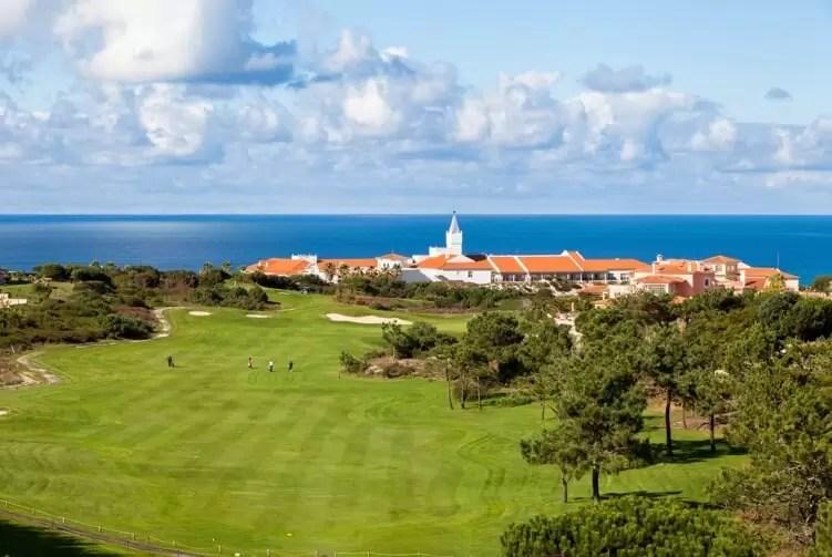 Praia D'el Rey Golf Course, Lisbon