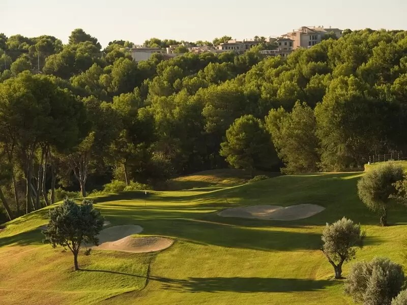Real Club De Golf Bendinat, Mallorca