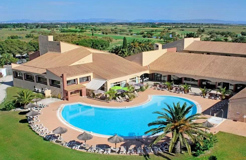 Saint-Cyprien Golf Resort, Perpignan (South of France)