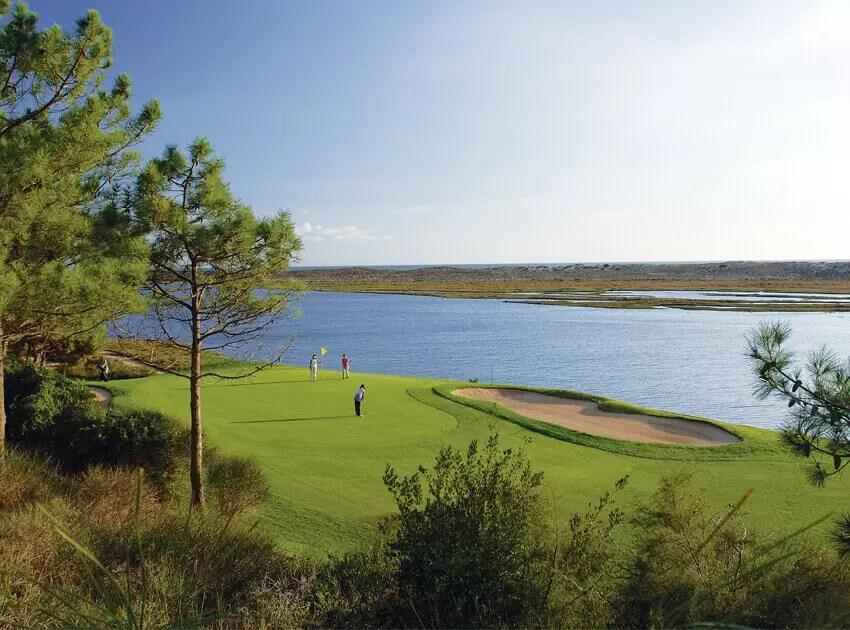San Lorenzo Golf Course, Quinta do Lago