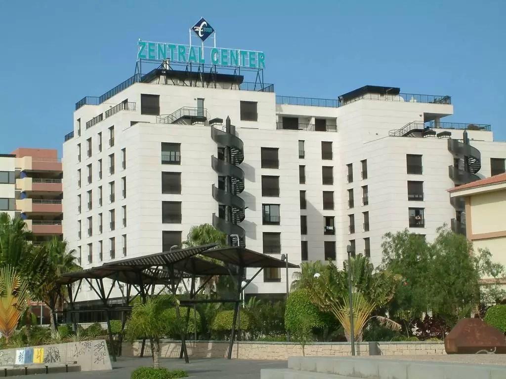 Hotel De Las Americas Zentral Center Hotel Playa De Las Americas Glencor Golf