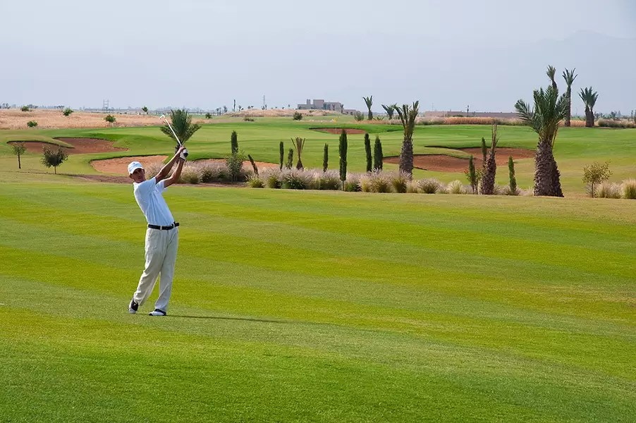 Golf Al Maaden, Marrakech
