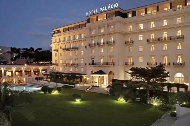 LISBON – 5* Palacio Estoril Hotel Golf Holiday & Golf Break Offers
