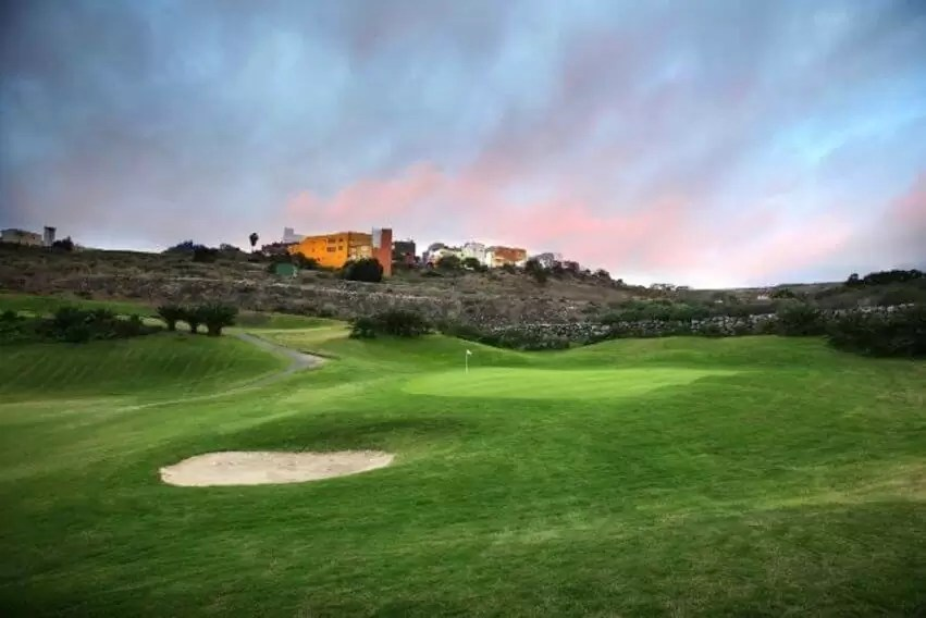 El Cortijo Golf Club, Las Palmas