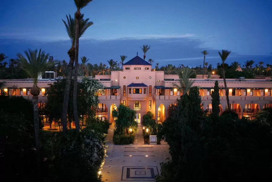 MOROCCO – ALL INCLUSIVE –  4* Riu Tikida Garden Hotel Marrakech Golf Holiday & Golf Break Offers