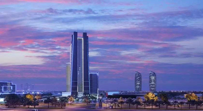 Dusit Thani Abu Dhabi, Abu Dhabi