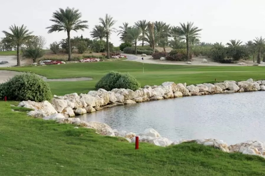 Jebel Ali Golf Club, Dubai