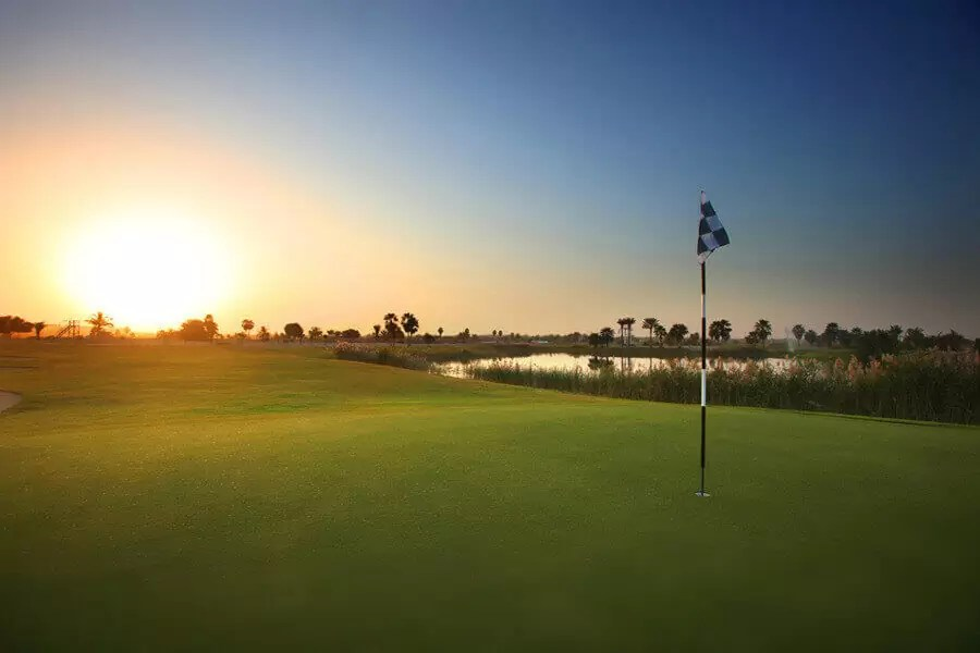 The Track Meydan Golf, Dubai