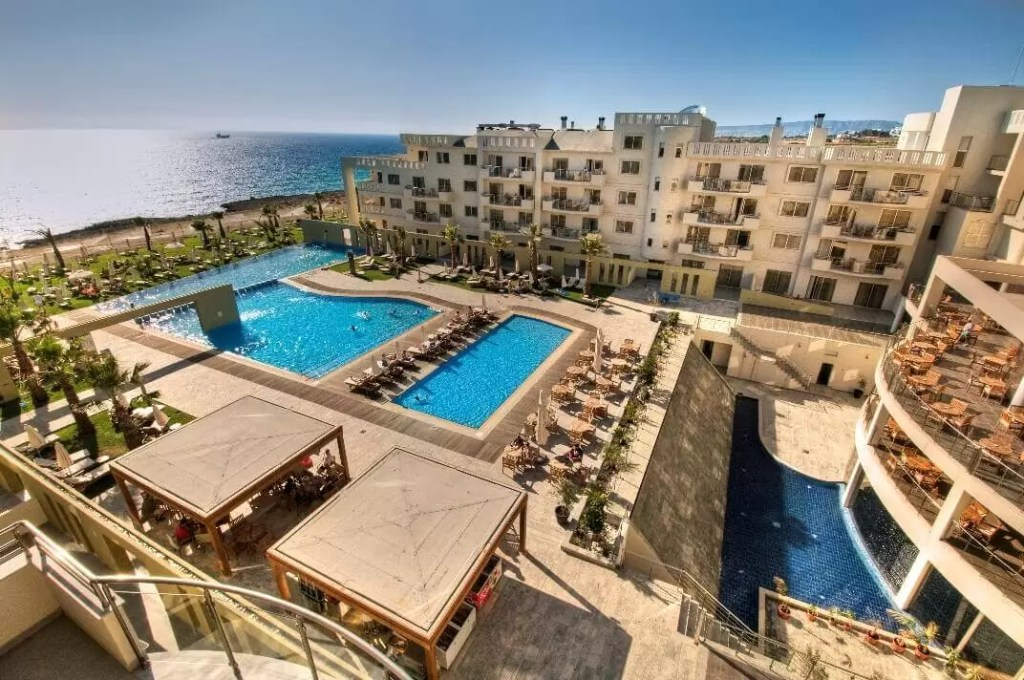 CYPRUS – 4* Capital Coast Resort And Spa Golf Holiday & Golf Break Offers
