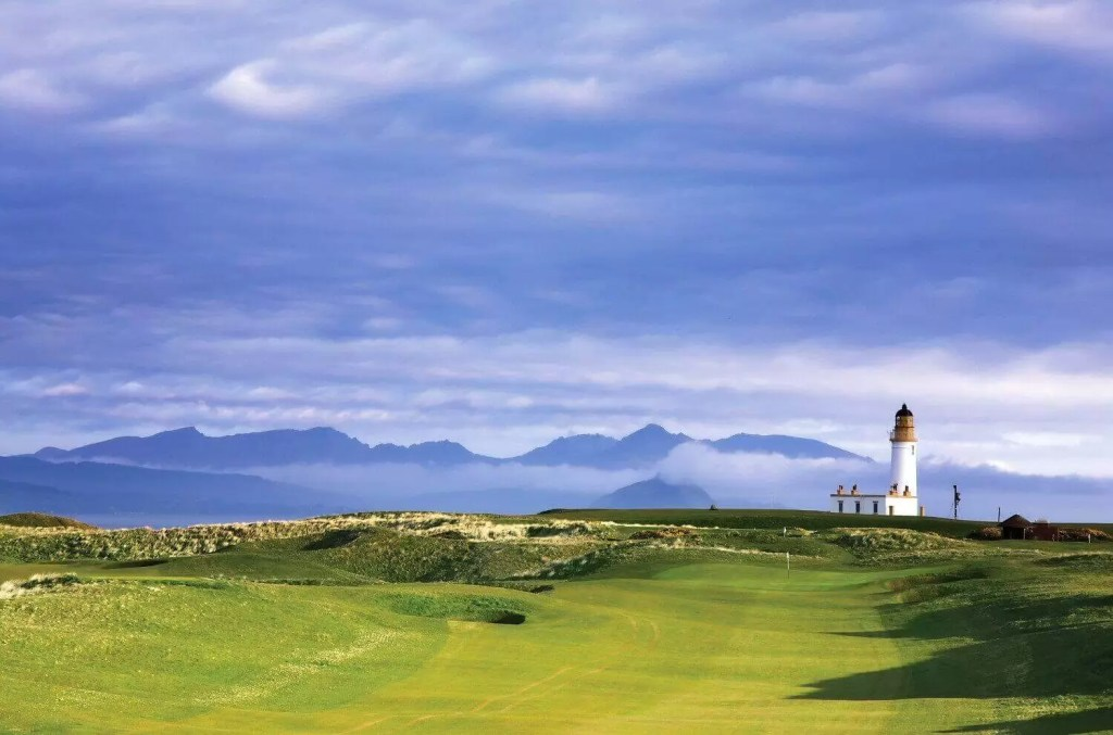 UK  – Trump Turnberry Resort Golf Holiday & Golf Break Offers