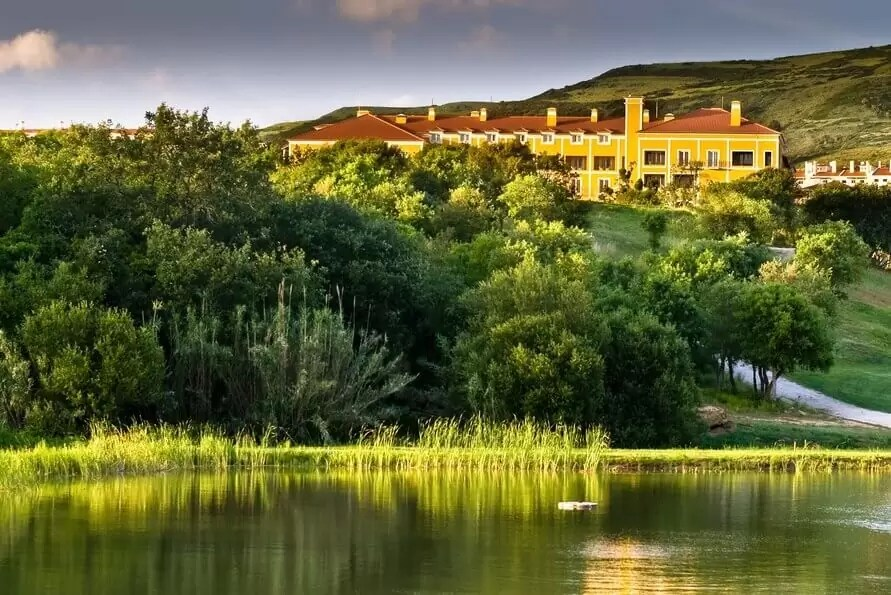 LISBON - 5* Dolce Campo Real Lisboa Golf Holiday & Golf Break Offers