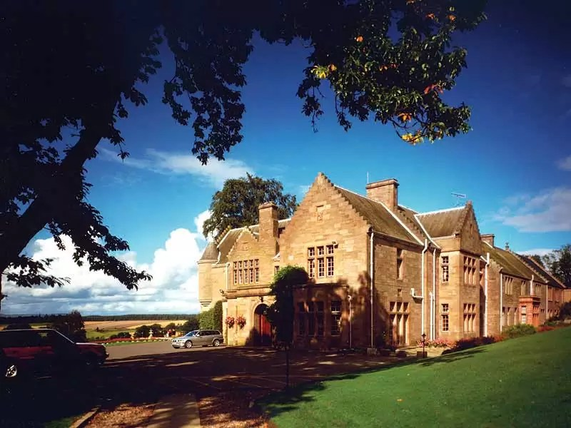 UK  – Murrayshall Hotel & Golf Courses Golf Holiday & Golf Break Offers