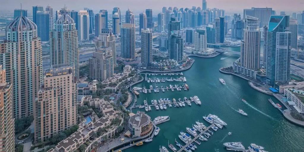 DUBAI – 5* InterContinental Dubai Marina Golf Holiday & Golf Break Offers