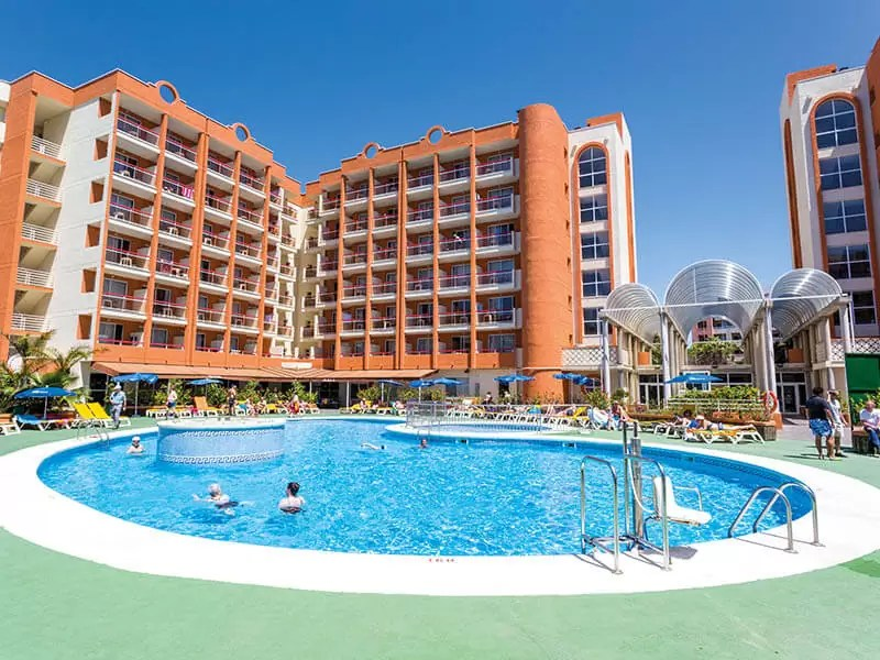 SALOU – 3* Ohtels Belvedere Golf Holiday & Golf Break Offers