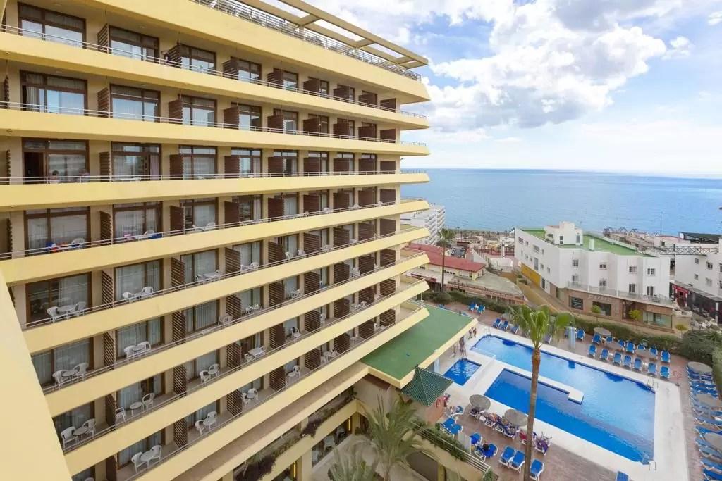 COSTA DEL SOL – ALL INCLUSIVE –  4* Gran Hotel Cervantes by Blue Sea Golf Holiday & Golf Break Offers
