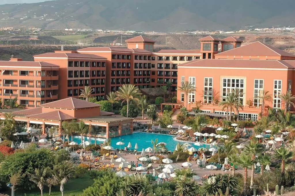 TENERIFE – 4* H10 Costa Adeje Palace Golf Holiday & Golf Break Offers