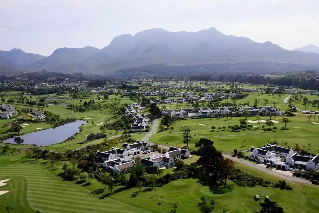 SOUTH AFRICA - 10 Night Cape Winelands And Garden Route Golf Tour